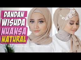 natural look buat wisuda one brand wardah chit chat detail buat pemula linda kayhz you