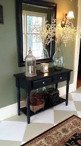 black console table decor. Beautiful Console Entry Door Tables Front Small Table Within Decorations 6 Inside Black Console Decor