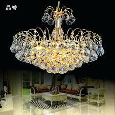 get ations a crystal chandelier modern living room dining gold bedroom study aids rose uk china rose gold chandelier