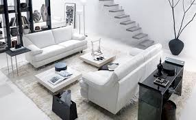 black or white furniture. In Plain Black Or White. The Only Patterns Allowed This Look Are On Drapes. It\u0027s Important To Maintain A Balance Of And White Room. Furniture
