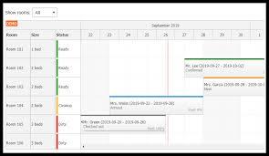 Net System Colors Chart Hotel Room Booking Tutorial Asp Net C Vb Sql Server