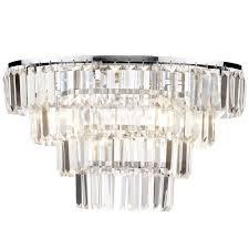 supply s litecraft co uk media catalog c zero c01 lc2212 prism four tier crystal flush ceiling light chrome glass 1 jpg