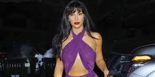 Kim Kardashian Selena Quintanilla Costume Controversy - Kim ...