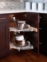 Corner Cabinet Shelving Unit Kitchen Corner Cabinet Storage Ideas 100 7