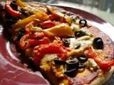 bree s vegetarian pizza