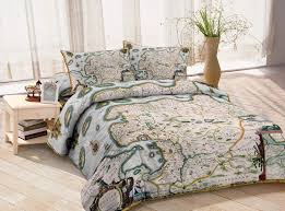 high definition map bedding sets for