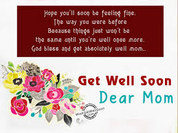 Get Well Soon Wishes For Step Mother Pictures Images