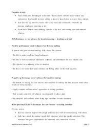 teaching assistant performance appraisal  job performance evaluation