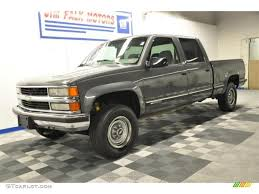 1999 Medium Charcoal Gray Metallic Chevrolet Silverado 2500 LS ...