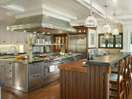 A Huge Kitchen With Multiple Islands Stainless Steel Will Be - Huge kitchens