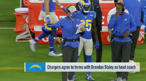 Brandon Staley to become next head coach