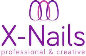 X Nails Zrcadlový Mirror Efekt Glitter Light Pink Exclusive