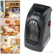 wall space heater mini handy heater plug in personal heater home use the wall