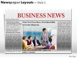 newspaper ppt template news powerpoint templates news presentation slides ppt