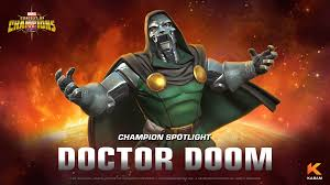 Class Mastery Doctors Note Champion Spotlight Doctor Doom Marvel Contest Of Champions