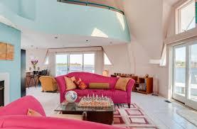 stylish coastal living rooms ideas e2. Pink-and-aqua-living-room-combination Stylish Coastal Living Rooms Ideas E2
