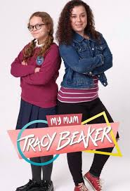 Jess and tracy beaker are the perfect team. Ihmkjnib 3mmzm