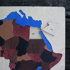 africa wooden puzzle africa detail1 africa w detail2