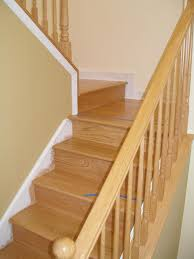 wood floor for stairs ldm concepts inc flooring trim