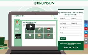Bronson My Chart 77 Matter Of Fact Bronson My Chart Login Page