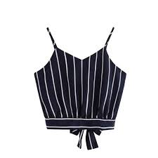 babydream1 Sexy Women High Waist <b>Spaghetti Strap</b> Top Girl ...