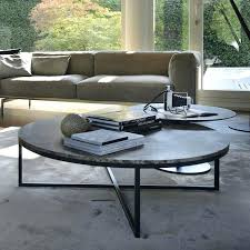 round carrara marble coffee table round marble coffee table in brass copper or brushed stainless silver