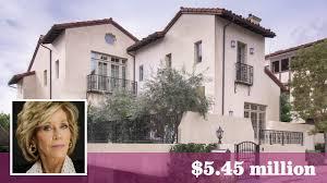 Actress Jane Fonda ponies up $5.45 million in cash for Century ...