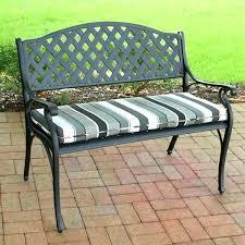 patio bench cushions juanjosalvador outdoor bench cushion covers elegant outdoor bench cushion covers ideas