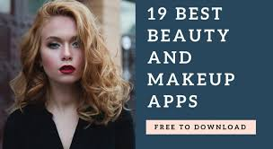 19 best beauty and makeup apps free to