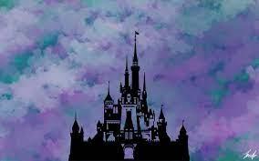 Disney Castle MacBook Wallpaper by ...