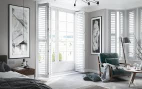 classic wooden shutters