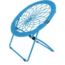 moon pink saucer chair