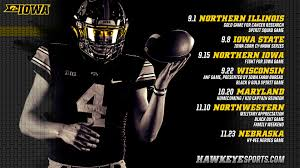 61 Light What Color To Wear At Iowa Hawkeye