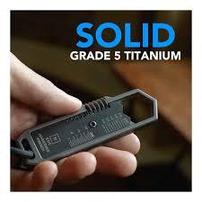 Big Idea Design Wrench Ti Edc Wrench