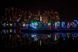 La Salette Christmas Lights 2016 La Salette Shrine Christmas Display Wayne Beauregard