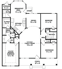 two bedroom ranch house plans house plans 2 bedroom bath homes floor one story 3 bedroom