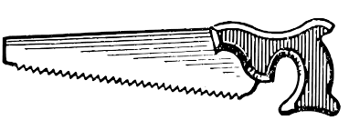 hand saw drawing. handsaw clip art hand saw drawing d