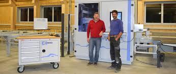 Hochwertige Maschinentechnik Trifft Hochwertigen Hausbau Homag