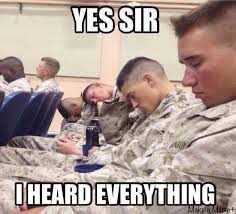 The 13 Funniest Military Memes of the Week 10/14/15 | Under the Radar via Relatably.com