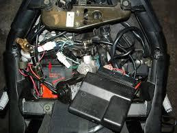 yamaha yfm350xp warrior atv wiring diagram and color code 1988 Yamaha Warrior 350 Wiring Harness yamaha warrior wiring harness solidfonts, wiring diagram 1988 yamaha warrior 350 wiring harness