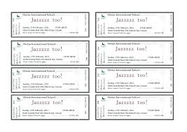 Microsoft Word Ticket Templates Delectable Event Registration Form Template Word Alluring Templates Invitation