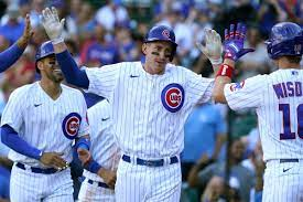 Slammin' Schwindel leads Cubs to sixth ...