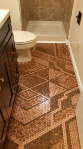 Make a Amazing Penny Floor DIY Project Homesteading - The Homestead  Survival .Com