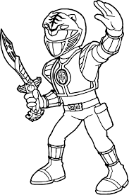 Free power rangers printable kids coloring book pages sheets and pictures of power rangers everything you need so your kids can color their favorite characters. Cool Power Rangers White Ranger Coloring Page Power Rangers Coloring Pages Power Rangers Coloring Pages