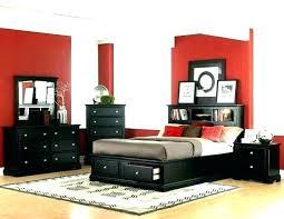Furniture Bedroom Sets Bed Espresso Queen Set Jeromes – vdspay.co