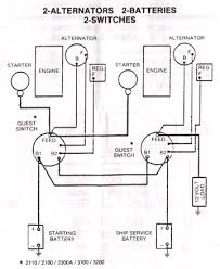 guest battery switch wiring diagram wiring diagram and schematic battery positive boat wiring diagram perko switch instructions the circuit to make wiring