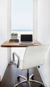 tiny home office ideas. 10 Small Home Office Ideas - An Alcove With A View Makes For The Perfect Spot Tiny