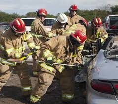 How to work at a volunteer fire department