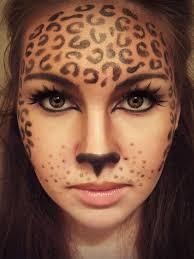 makeup simple makeup makeup half face