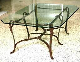 wrought iron and glass coffee table glass wrought iron coffee table wrought iron and glass coffee